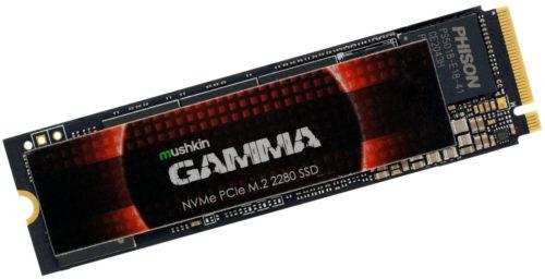 Mushkin Gamma Review