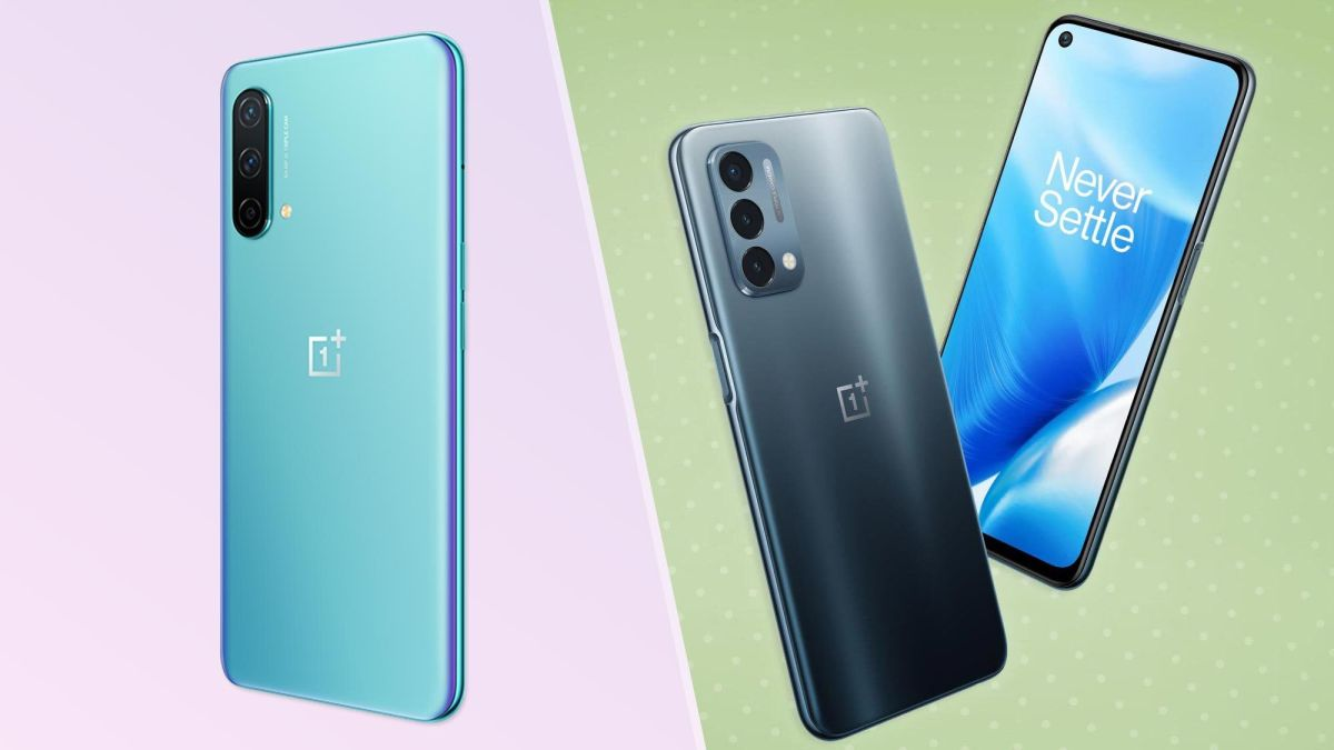 OnePlus Nord N200 vs OnePlus Nord CE