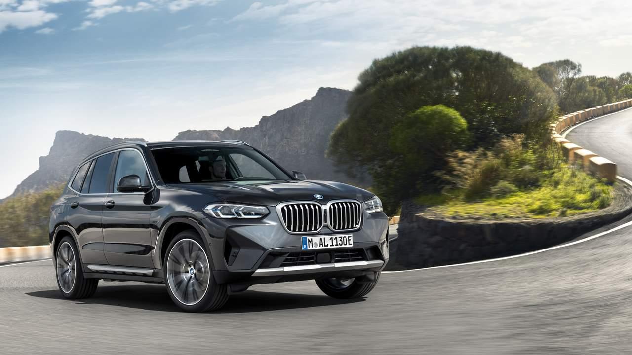 2022 BMW X3