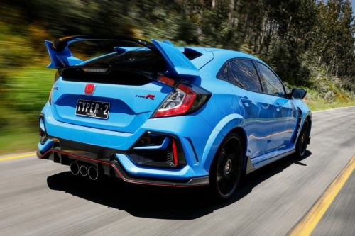 Honda Civic Type R still available after all