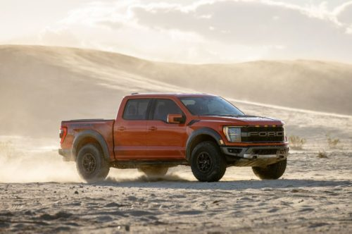 2021 Ford F-150 Raptor Power and Torque Specs Revealed