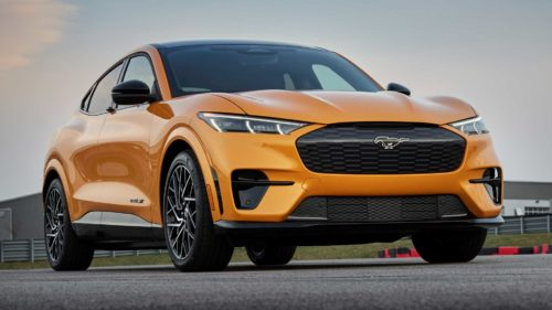 Ford Mustang Mach-E GT Confirmed With 270-Mile EPA Range