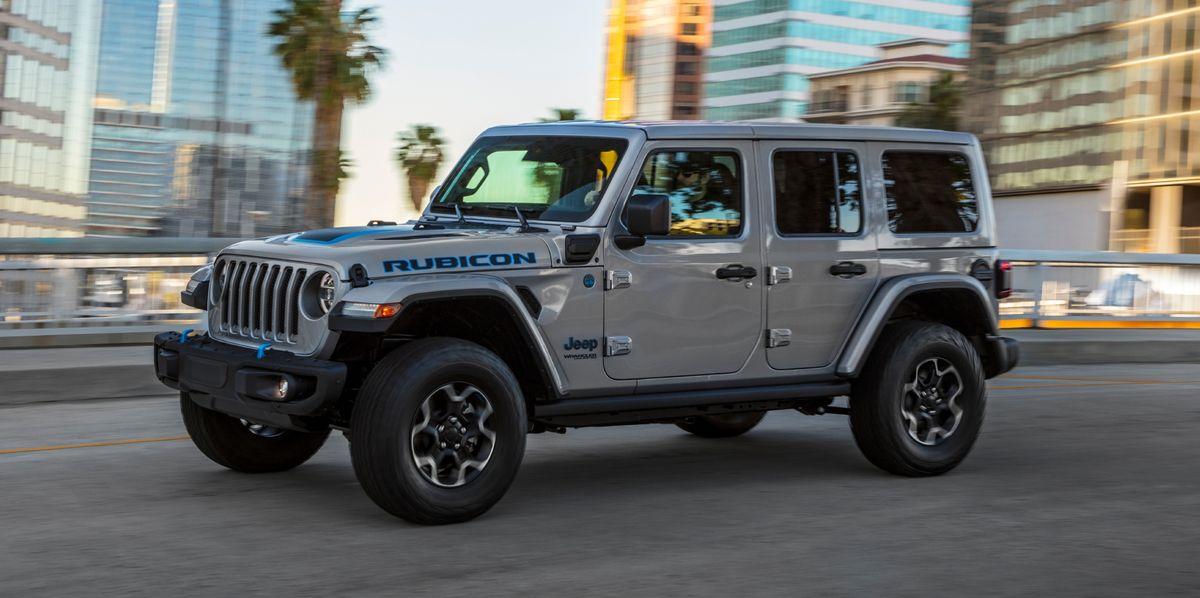 2021 Jeep Wrangler Unlimited Rubicon 4xe