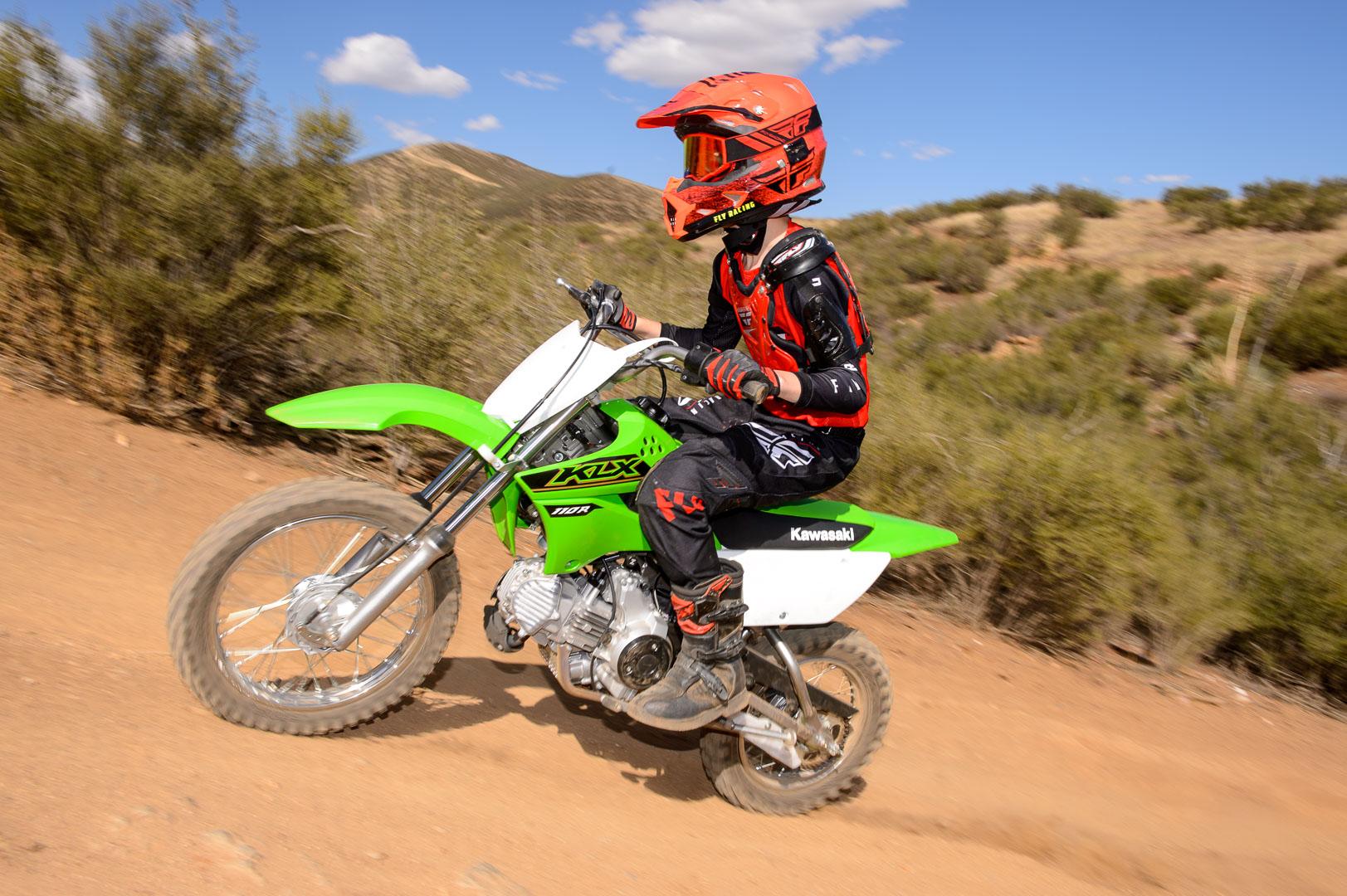 2021 Kawasaki KLX110R
