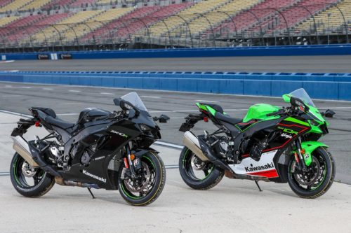 2021 Kawasaki Ninja ZX-10R Review (17 Fast Facts From the Track)