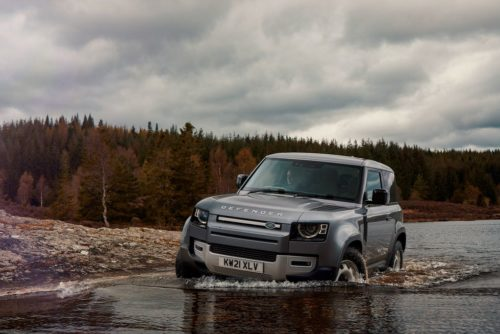2021 Land Rover Defender 90 Channels the Defender's Roots