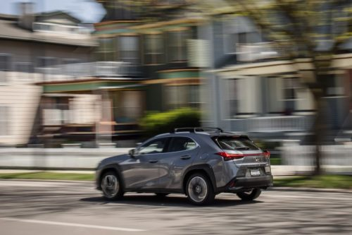 Tested: 2021 Lexus UX200 Nearly Pulls Off the Luxury Transformation