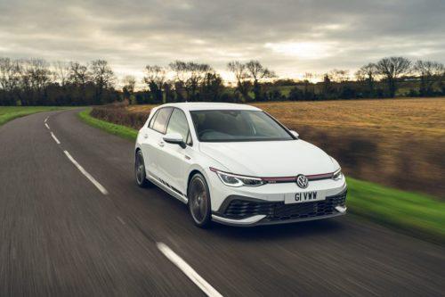 2021 Volkswagen GTI Clubsport Turns Up the GTI's Heat