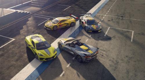 2022 Chevrolet Corvette Stingray IMSA GTLM Championship Edition is limited to 1,000 units