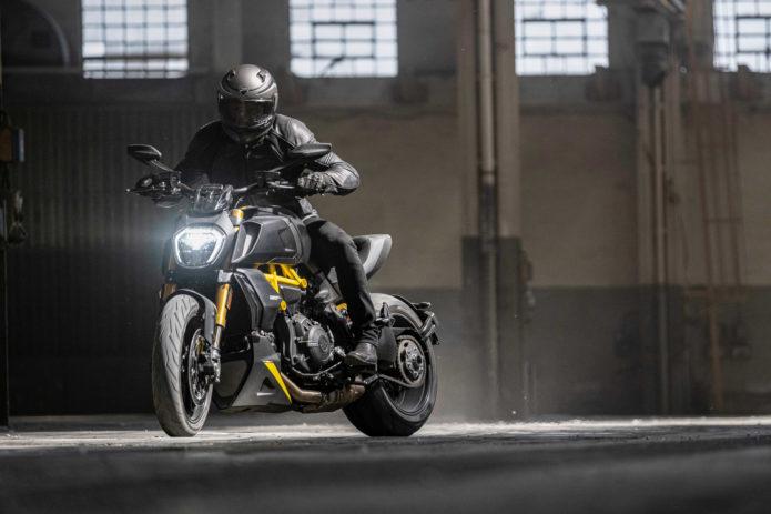 2022 Ducati Diavel 1260 S Black