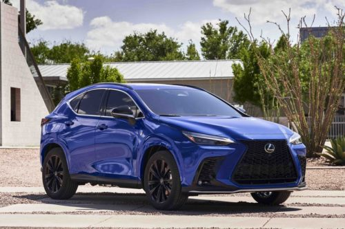 The new Lexus NX has two features that's got us saying 'finally!'