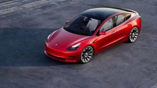 Tesla Model 3 re-awarded safety ratings after Tesla Vision testing