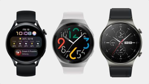Huawei Watch 3 v Huawei Watch GT 2 series: What's different?
