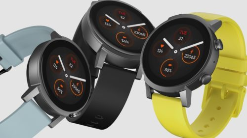 Ticwatch E3 brings big focus on stress and health – but we have questions