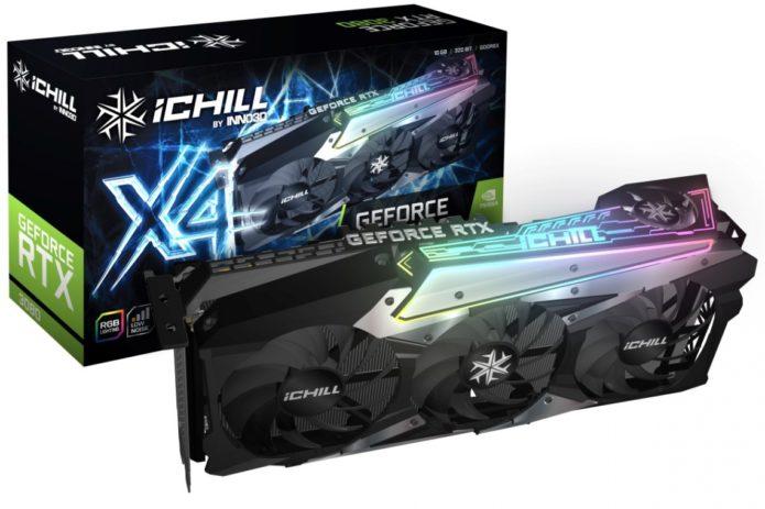 Inno3D RTX 3080 Ti iChill X4 Graphics Card