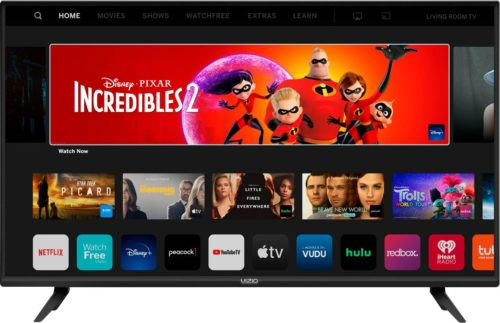 Vizio D-series 40-Inch Smart TV Review