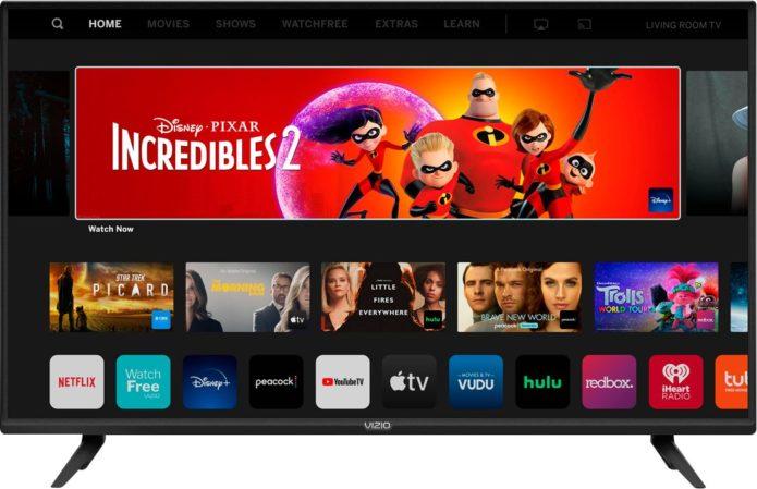 Vizio D-series 40-Inch Smart TV