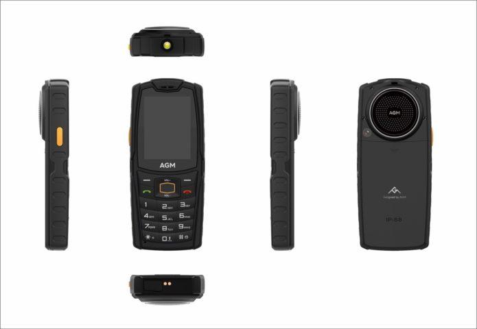 AGM M6 Rugged Phone