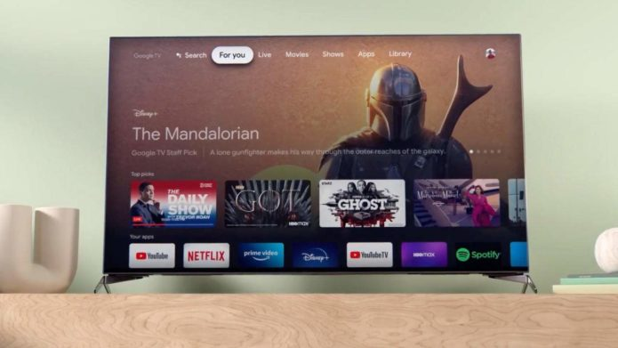 Android TV and Google TV
