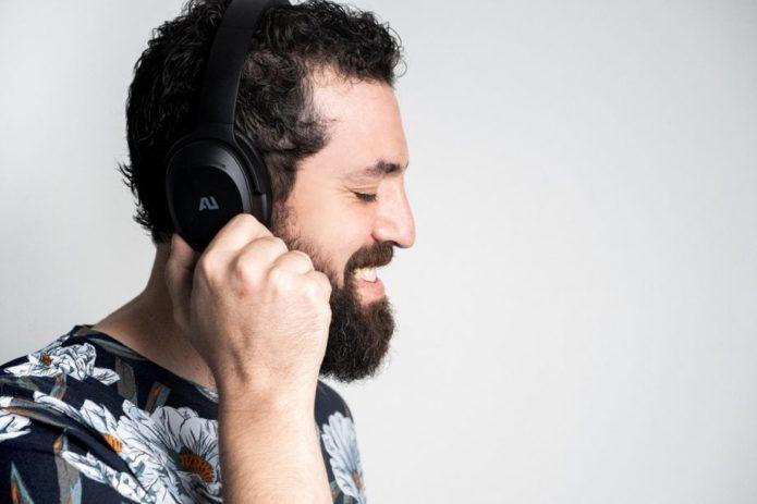 Ausounds AU-XT ANC noise-cancelling headphone