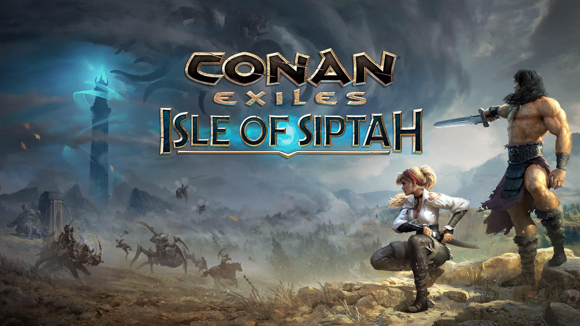 Conan Exiles: The Isle of Siptah