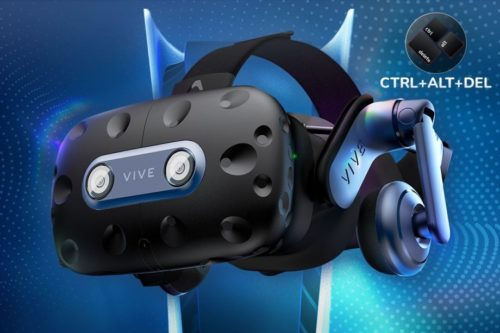 Ctrl+Alt+Delete: The Vive Pro 2 is more exciting than the PS5
