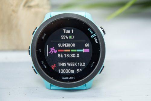 Garmin Forerunner 55 review: The best running watch for beginners