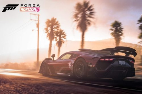 Forza Horizon 5 has the longest highway in the series – and I can't wait to tear it up