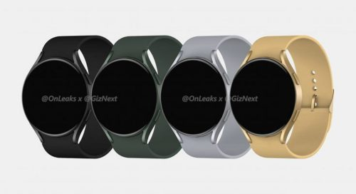 Is this the Samsung Galaxy Watch Active 4 with Wear OS?