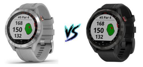 Garmin Approach S40 vs S42 – Golf Watch Comparison