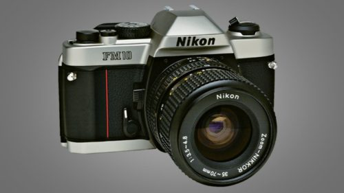 Huge Nikon Zfc leak reveals all about the retro mirrorless camera