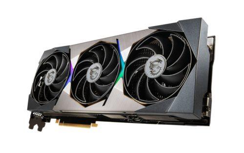 MSI GeForce RTX 3070 Ti Suprim X Review