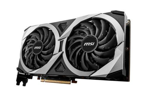 MSI AMD Radeon RX 6700 XT MECH 2X 12G OC Compute Review