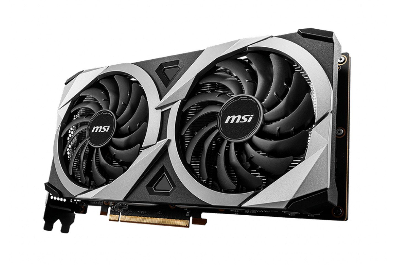 MSI AMD Radeon RX 6700 XT MECH 2X 12G OC Compute