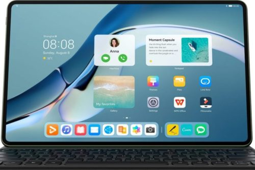 New Huawei MatePad Pro tablet ditches Android for HarmonyOS