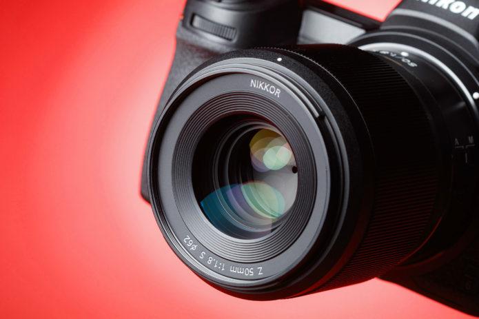 Full frame mirrorless lens