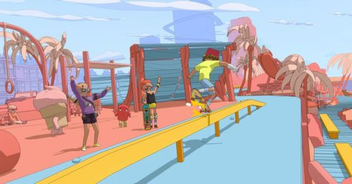 OlliOlli World (for PC) Review