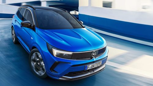 2022 Opel Grandland Facelift Revealed With Substantial Changes