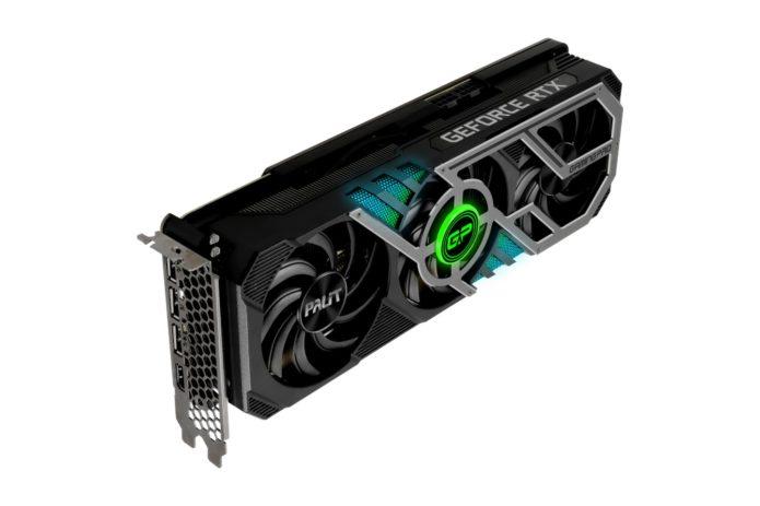 Palit GeForce RTX 3080 Gaming Pro