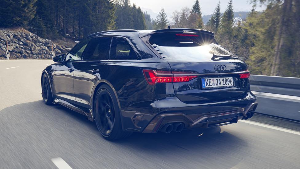 Audi RS6 Avant Johann Abt Signature Edition