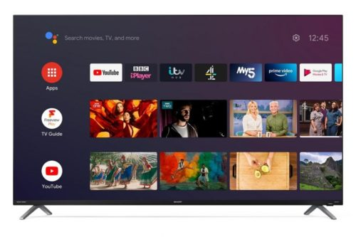 Sharp TV 2021: The new affordable 4K HDR smart TV range explained