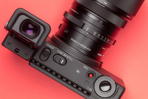 Sigma fp L initial review Updated : video quality analysis