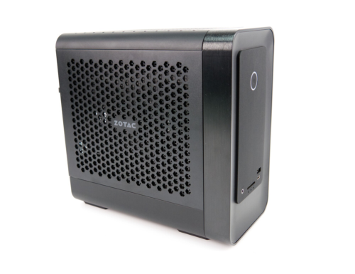 Zotac Magnus One desktop PC with Core i7 and GeForce RTX 3070 in review