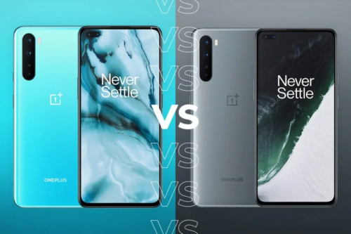 OnePlus Nord CE vs OnePlus Nord: What's the difference?