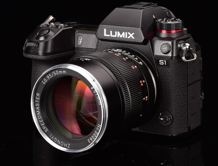 Mitakon Speedmaster 50mm F0.95 III lens
