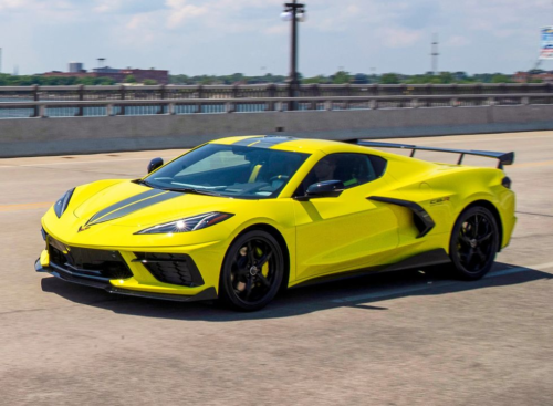 2022 Chevy Corvette Gets Engine Improvements, Costs $1200 More