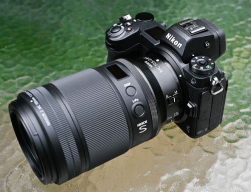 Hands-on with new Nikon Z 105mm and 50mm macro lenses