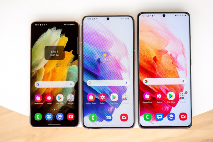 Samsung Galaxy S22 family
