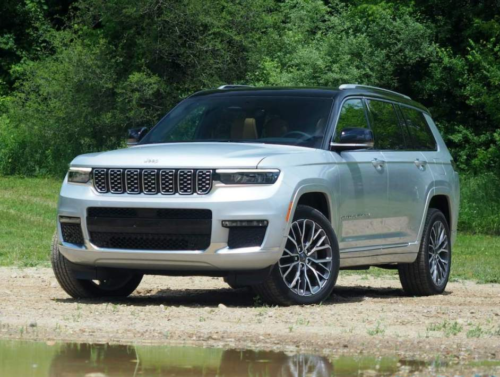 Jeep Grand Cherokee Trackhawk Dies With This Generation: Report