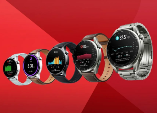 Huawei Watch 3: HarmonyOS smartwatch revealed and it looks great
